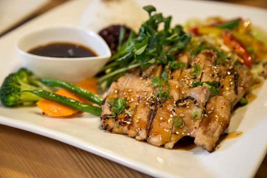 teriyaki by vancouver food photographer